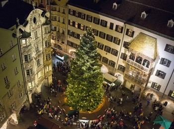 Mercatino di Natale a Innsbruck