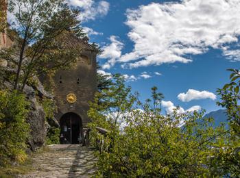 Messner's Juval Castle