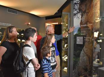 Mineralienmuseum Teis in Villnöss
