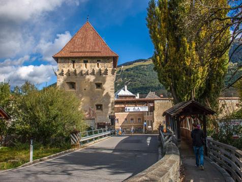 Mittelalterliche Stadt Glurns