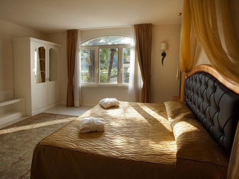Suite mit Balkon oder Terrasse-1