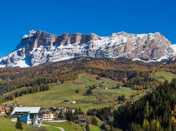 Monte Cavallo a La Villa