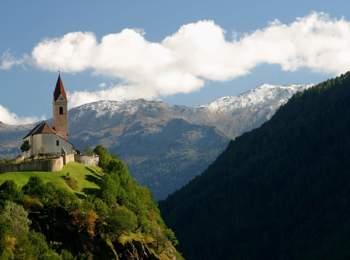 Monte Santa Caterina in Val Senales