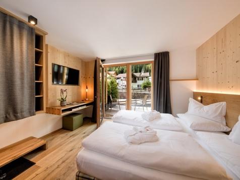 Mountain design hotel eden selva di selva di valgardena for Design hotel eden selva