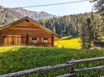 Mountain hut in Villnöss