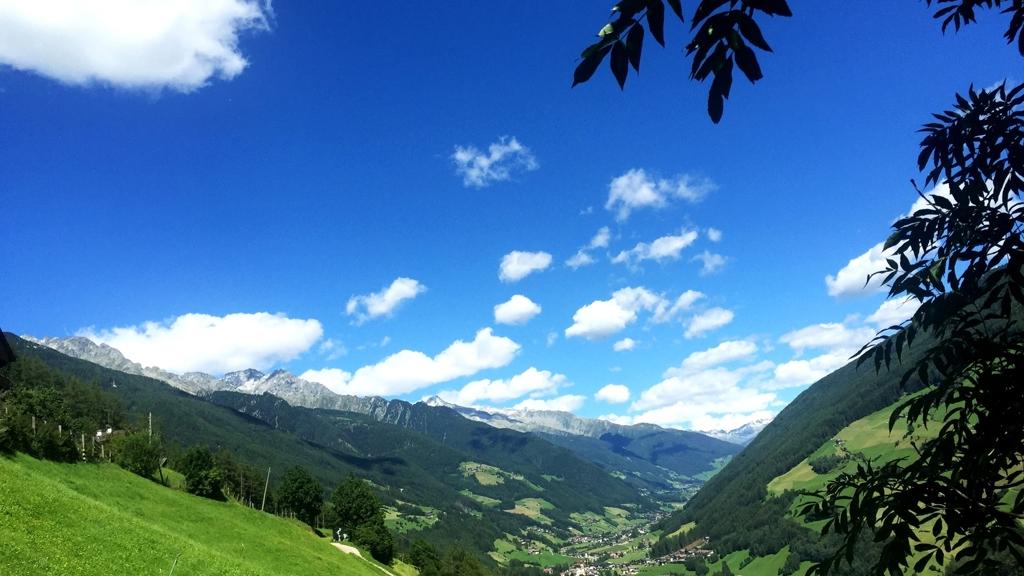 Mountain Panorama Großstahlhof