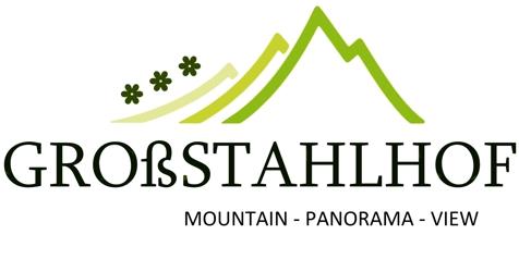 Mountain Panorama Großstahlhof Logo