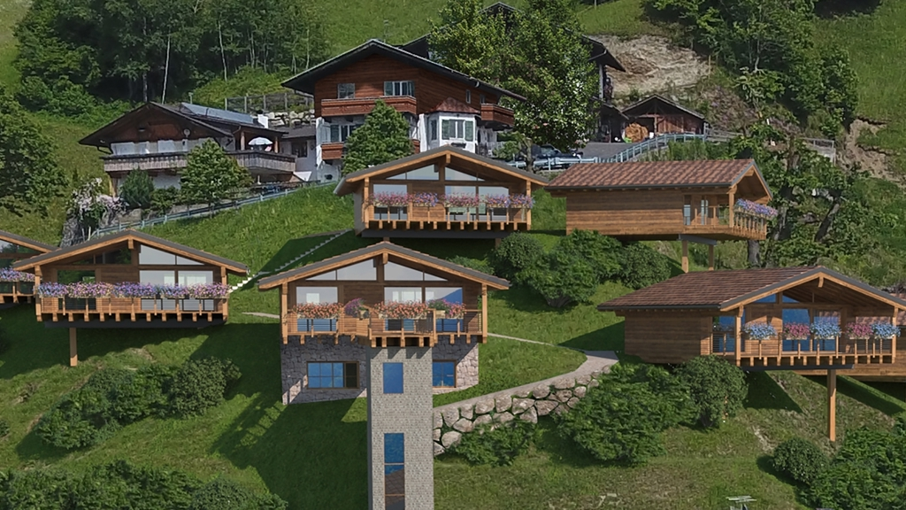 Mountain Village Hasenegg