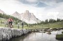 Mountainbike Urlaub Dolomiten