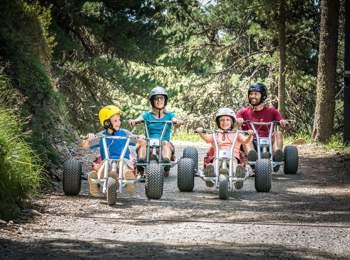 Mountaincarts Plose – Fun for the whole family