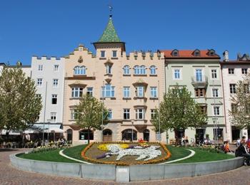 Municipal building of Brixen