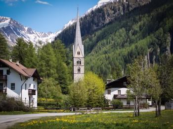 Municipality of Pfitsch