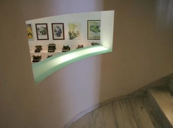 Museo di macchine da scrivere Parcines