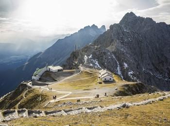 Nordkette a Innsbruck
