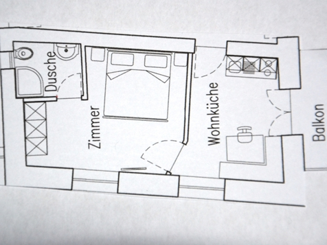 Appartement Meran -5