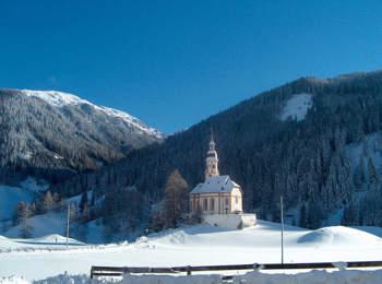 Oberndorf d'inverno