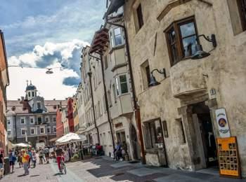 Oberstadt Bruneck