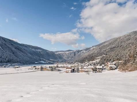 Obervintl im Winter