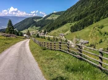 Oberwielenbach near Percha