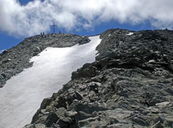 Orecchia di Lepre (Hasenöhrl) 3.257 m