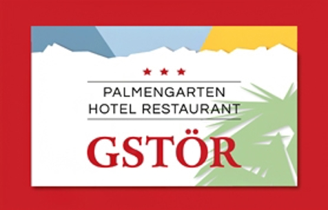 PALMENGARTEN Hotel GSTÖR Logo