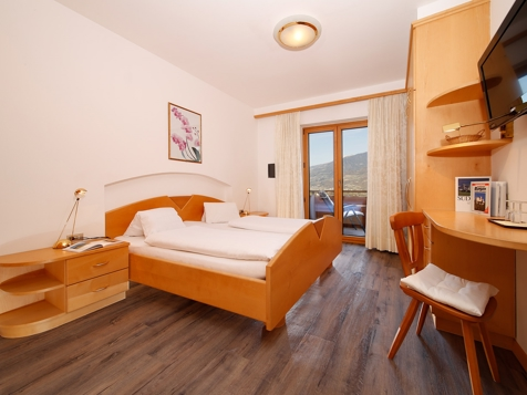 Panorama-Doppelzimmer mit Balkon-2