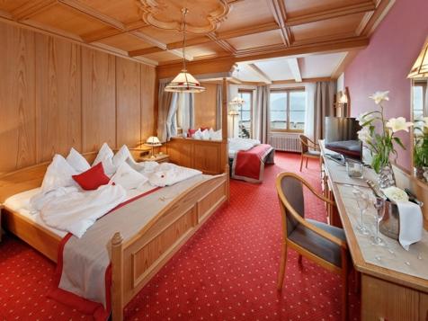 Superior Doppelzimmer (Big room) mit Balkon-1