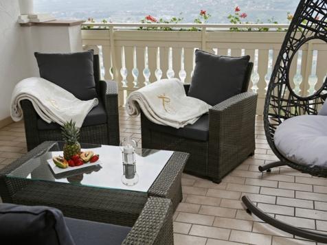 Doppelzimmer mit Balkon oder Terrasse-2