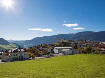 Panoramic view in Lajen