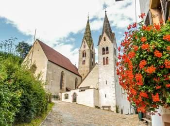 Parish church in Villanders