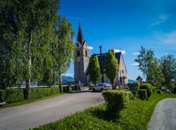 Parish church of Rodeneck