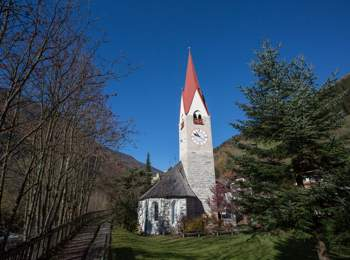 Parish church Sand in Taufers