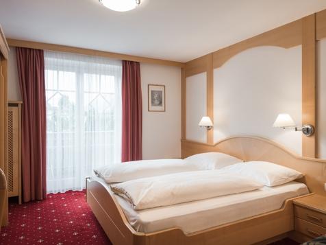 Doppelzimmer Hochwart im Hotel Plauserhof***-2