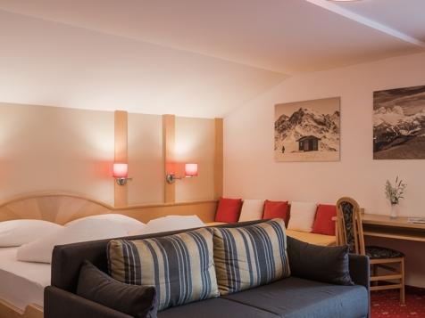 Familienzimmer Belvedere Hotel Plauserhof***-3