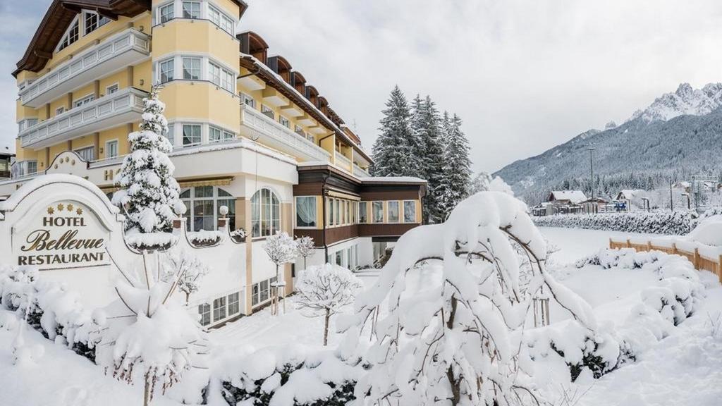 Parkhotel Bellevue In Toblach Dolomiten Www Suedtirol Com
