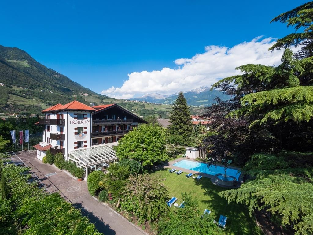 Parkhotel Tirolerhof Ferien In Sudtirol Auf Suedtirol Ch Buchen