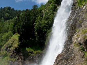Partschins/Parcines Waterfall