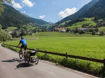 Passeiertal Radweg