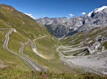 Passo Stelvio in Val Venosta
