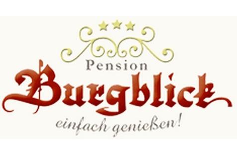 Pension Burgblick Logo