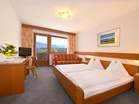 Doppelbettzimmer Hafling-2