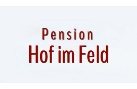 Pension Hof im Feld Logo