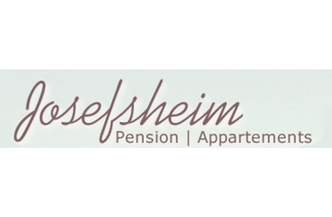 Pension Josefsheim Logo