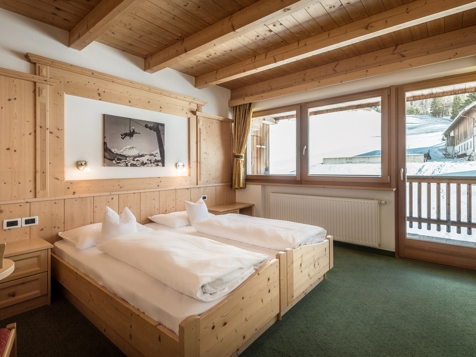 Doppelzimmer Superior mit Balkon-2