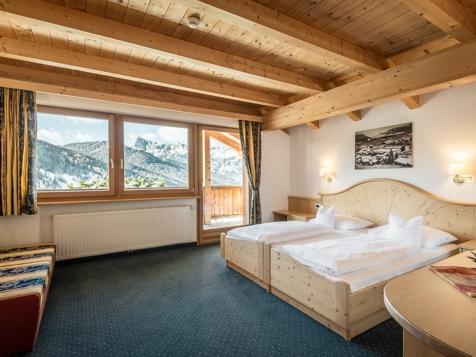 Superior Zimmer für 3 - 5 Personen mit Balkon-4