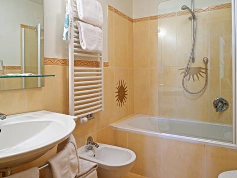 Apartment für 4 Personen mit Balkon-3