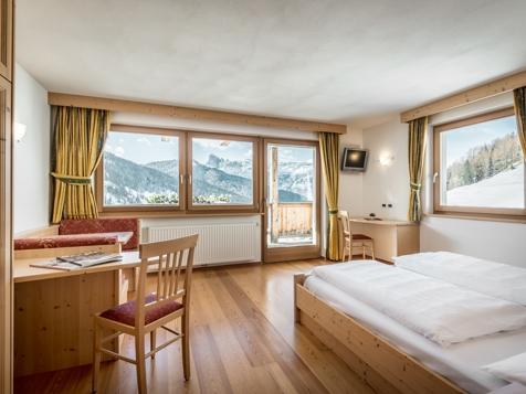Superior Zimmer für 3 - 5 Personen mit Balkon-5