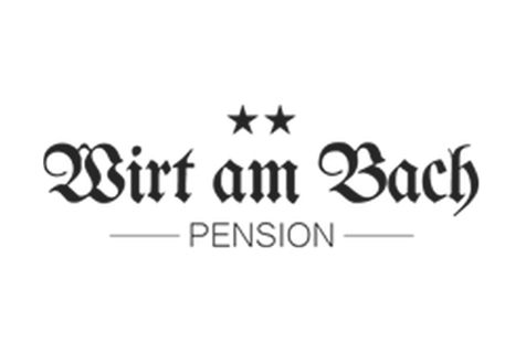 Pension Wirt am Bach Logo