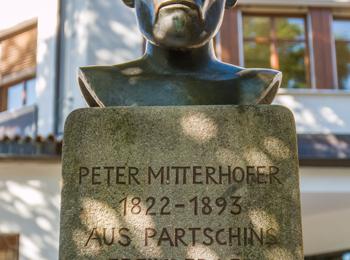 Peter Mitterhofer Monument