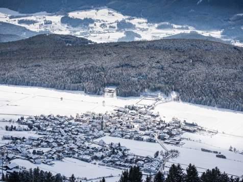 Pfalzen im Winter